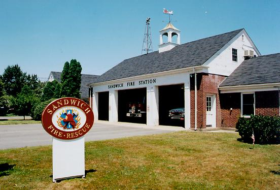 Station 1 Firehouse